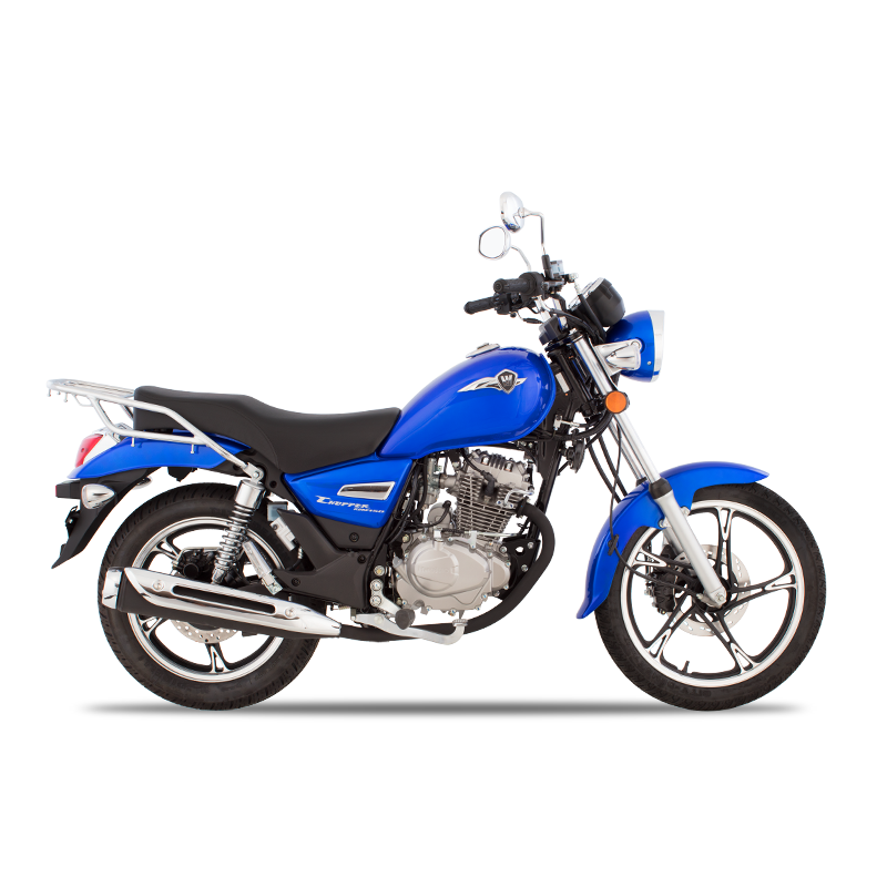 Chopper Road 150 - Azul Escuro